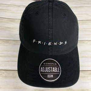 Bioworld F•R•I•E•N•D•S adjustable hat